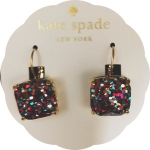 Kate Spade Multiglitter Earrings